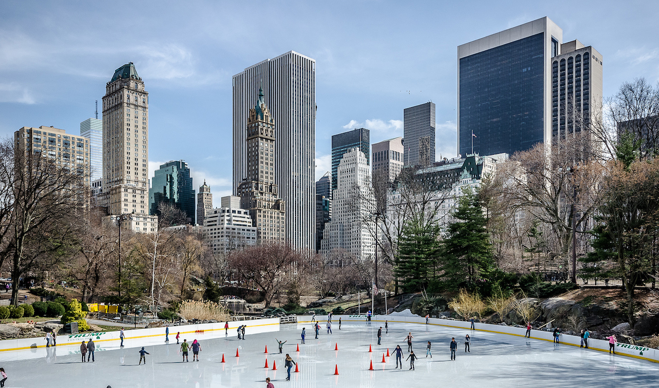 The 2017 NYC Ice Skating Guide Untapped Cities
