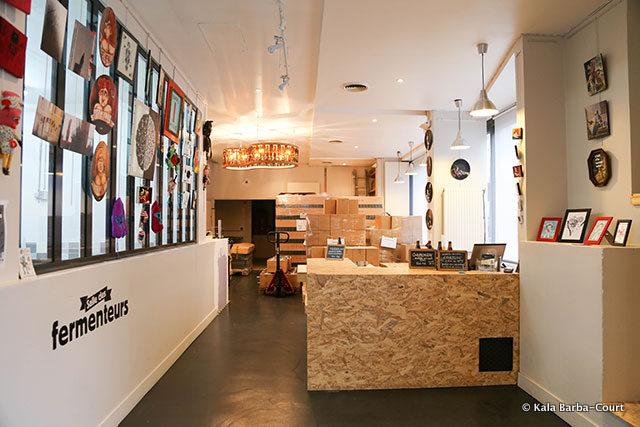 Spots to Visit in Paris, France: Brasserie de la Goutte d'Or: Paris's new craft beer brewery - Untapped Paris