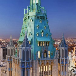 Woolworth Building's Massive Seven-Floor Penthouse Lists for $110 Million