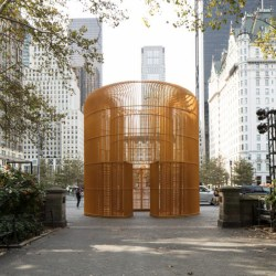 "10 NYC Locations to See Ai Weiwei's ""Good Fences Make Good Neighbors"""