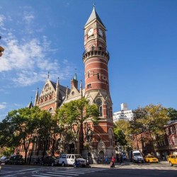 Climb the Clocktower of the Jefferson Market Library with Us!