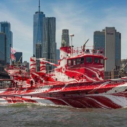 39 NYC Outdoor Art Installations Not to Miss in July 2018