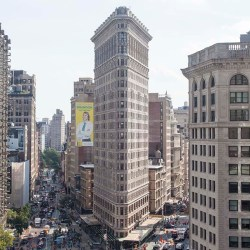 The Top 10 Secrets of the Flatiron Building