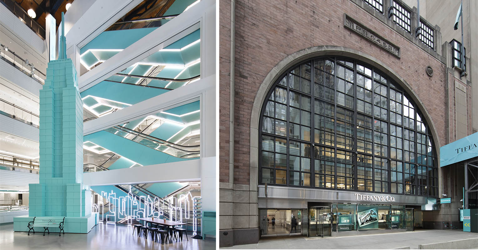 Tiffany S Makes Unprecedented Move Next Door To Flagship Store On Fifth Avenue Untapped New York