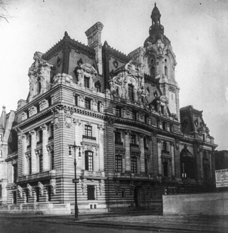 William A Clark Mansion