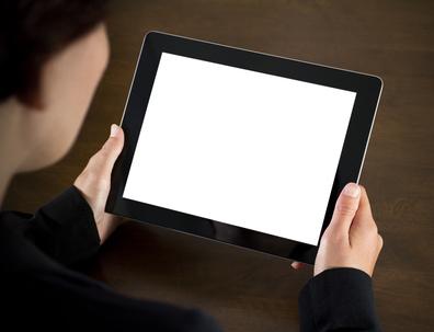 Groß, größer, am größten Tablet PCs mal anders
