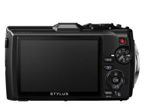 Rückseite Olympus TG-4 Digitalkamera