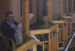 Unser Hotel in Leh