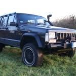 Jeep Cherokee Xj Unterwegshoch4x4