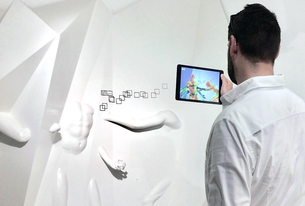 Die Kunst von morgen. Zukunftsvisionen. Virtuelle Reality