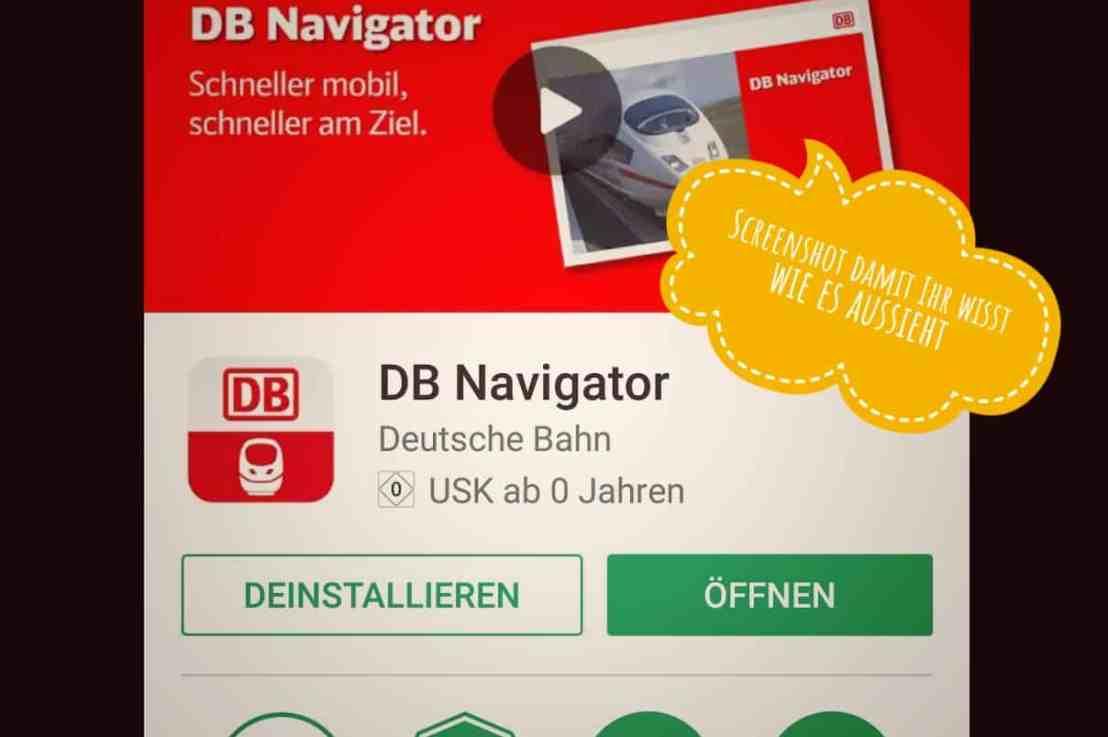 DB Navigator – meine Erfahrungen