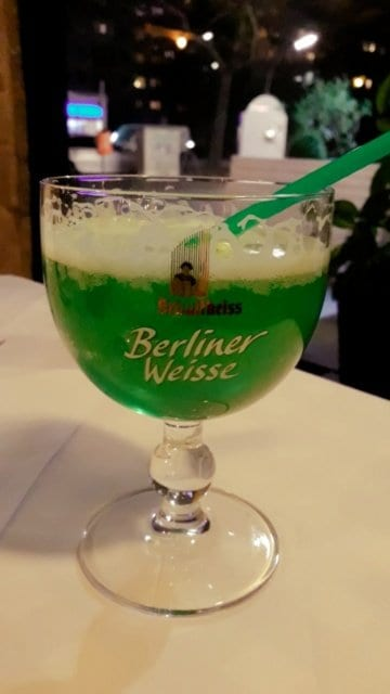 Meine erste Sehenswürdigkeit in Berlin