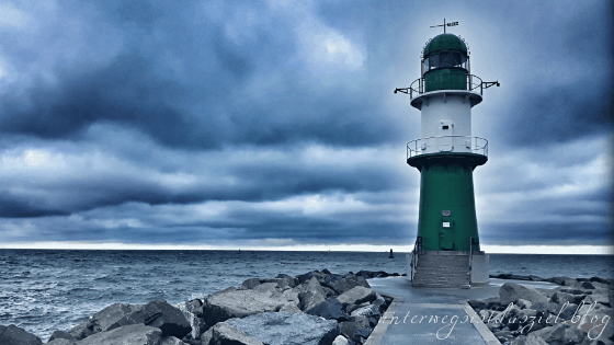 Schlechtwetterfotografie leuchtturm