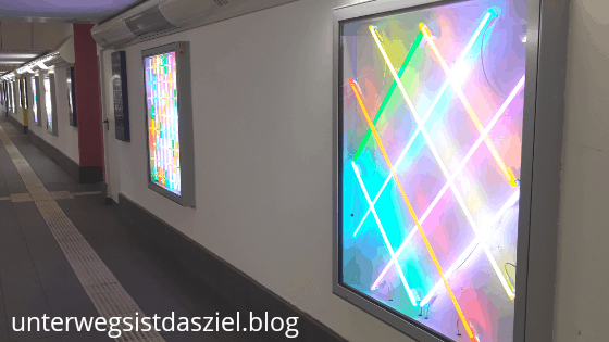 Lichtkunstbahnhof Celle