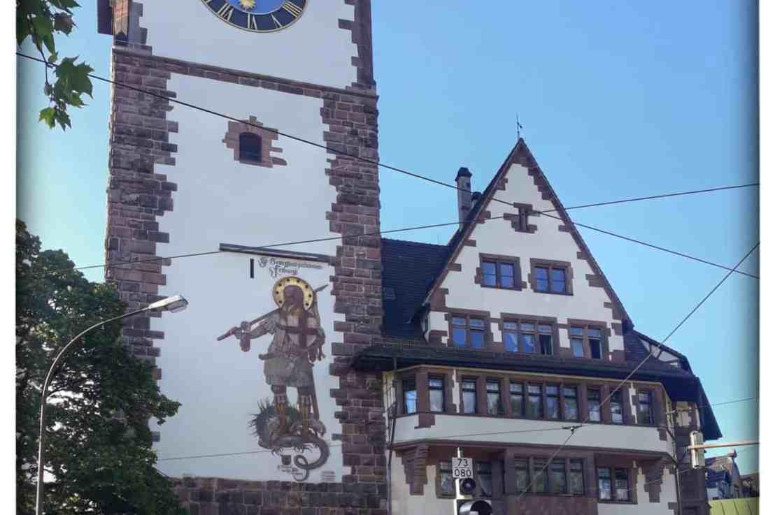 Ein Tagesausflug nach Freiburg