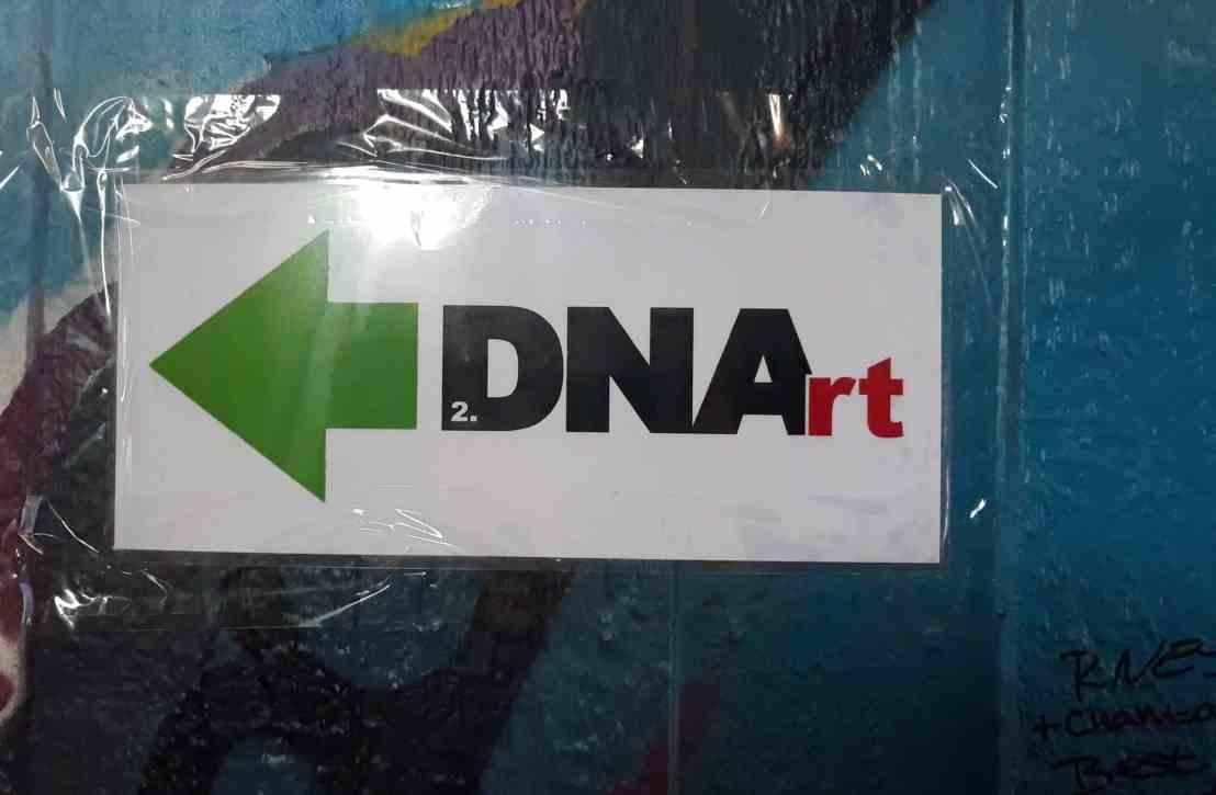 Ein Wegweiser zur 2. DNArt Ausstellung