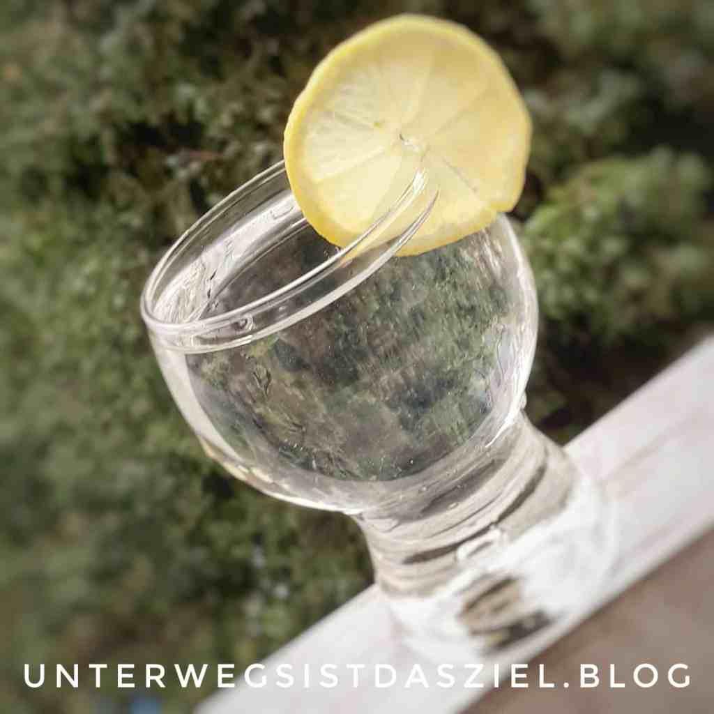 Leitungswasser Trinken ist gesund