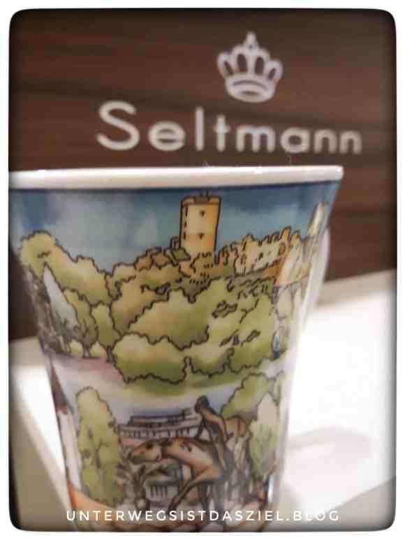 Lörrach Tasse von Seltmann