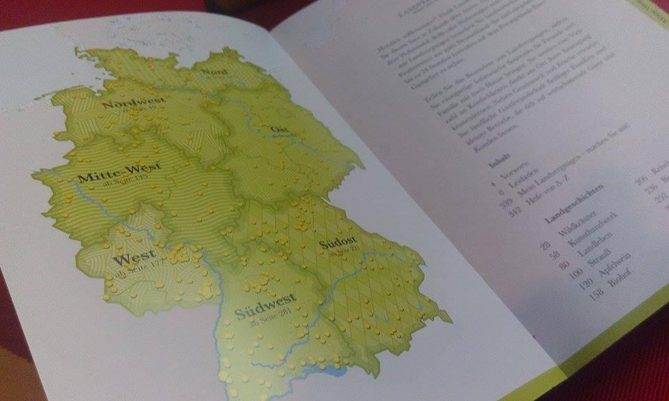 landvergnügen karte Landvergnügen Karte   unterwegs mit dröppel