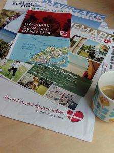 Urlaubsvorbereitung Dänemark