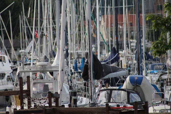 Aabenraa Sejl Club Boote