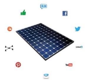 SolarSocialMedia Buttons