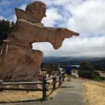Statue of Juniperro Serra