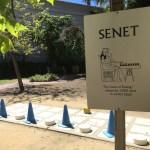 Senet Game at the Rosicrucian Egyptian Museum, San Jose