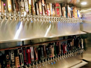 Beers at the Halford in Sunnyvale