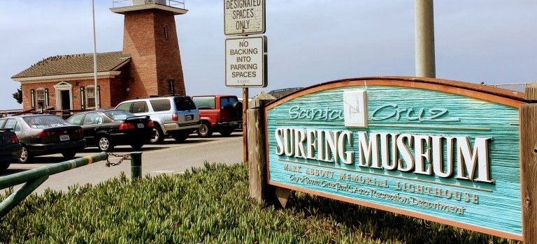 The Santa Cruz Surfing Museum