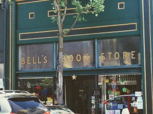 Bell Bookstore, Palo Alto