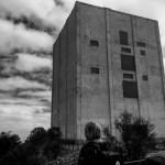 Radar tower on top of Mount Umunhum