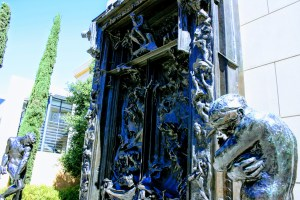 Rodin's Gates of Hell, Stanford
