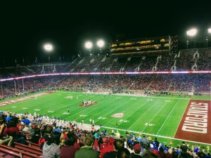 Stanford football game