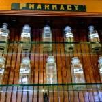 Pharmacy at the Agnews Museum in Santa Clara