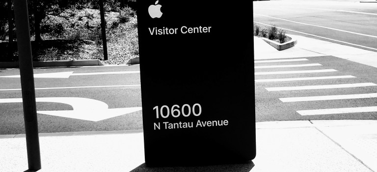 Visit the Apple Visitor Center