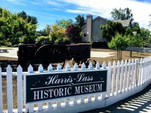Harris-Lass Historic Museum, Santa Clara