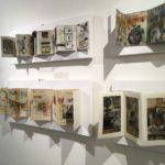 """Seeking Story"" by Deborah Rumer at the Peninsula Museum of Art, Burlingame"