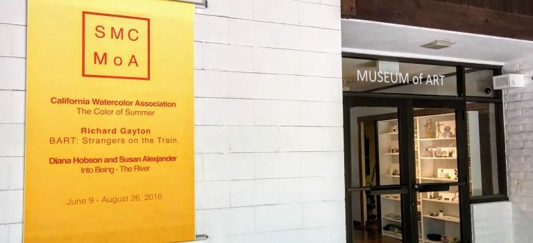 Saint Mary's College of Art Museum in Moraga