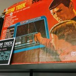 Star Trek Phaser Battle box, MADE in Oakland
