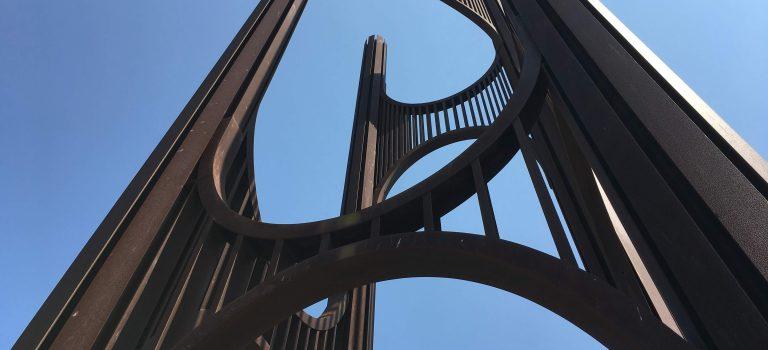 Wind Harp, South San Francisco