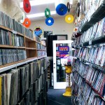 Records and DVDs at The Record Man, Redwood City