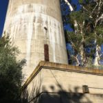 Historic water tower, Palo Alto