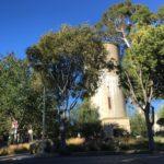 Historic water tower, Palo Alto