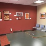 Sterling Haidt, 'Abstraction & Connection', at the Los Altos Hills City Hall