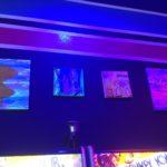 arcade inspired art