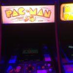Pac-Man arcade game at High Score, Alameda
