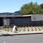 X-100, experimental steel house, San Mateo Highlands