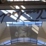 Steinbeck Center entrance, Salinas