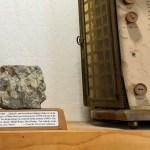 'Hunk of history' at the Los Altos Town Crier